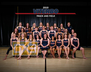 Viterbo track and field TF19