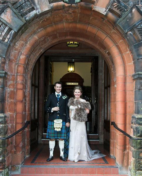 Mr & Mrs Fletcher