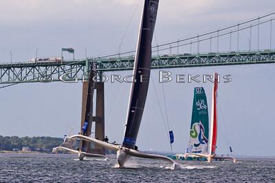 KRYS Ocean Race 2012 Prologue Start
