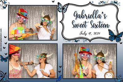 Gabriella's Sweet 16