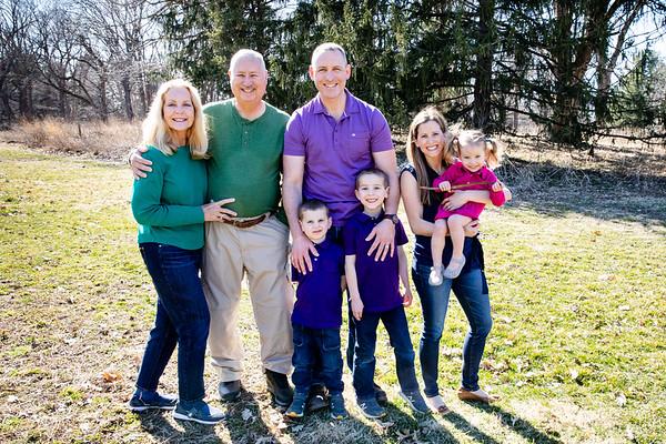 Fox - Extended Family