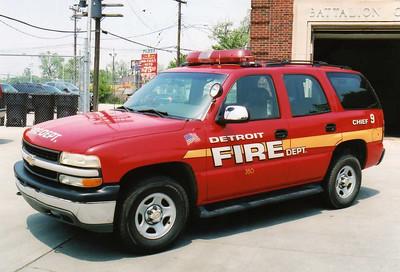 Detroit, MI Fire Apparatus