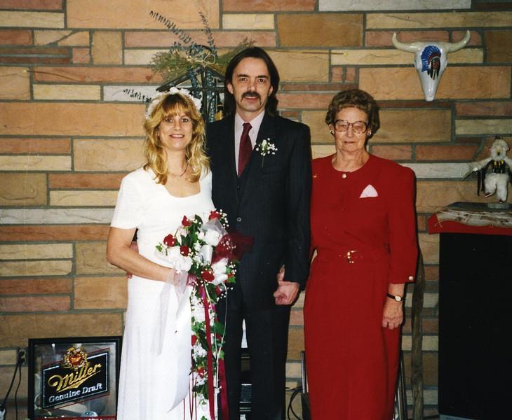 Tammy & D.J. with grandma Amelia