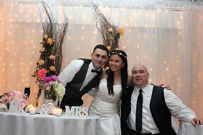Erica & Tim's Wedding