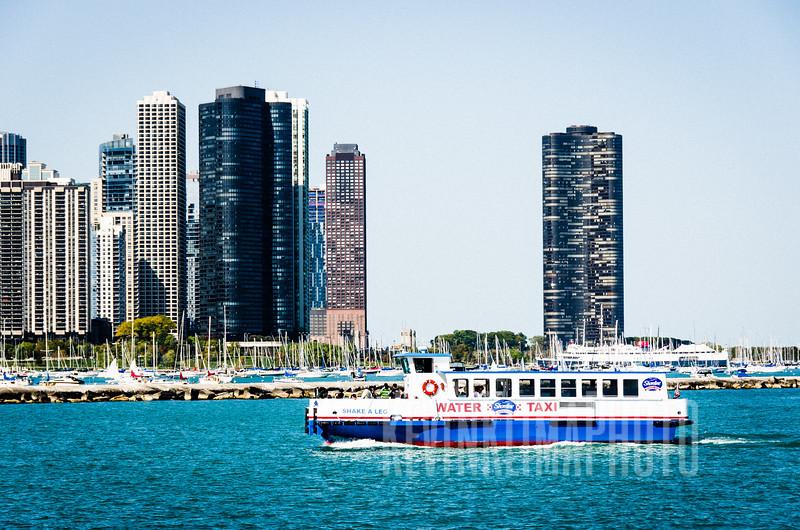 Shoreline Water Taxi