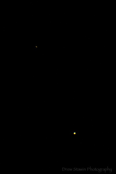 Convergence Jupiter Saturn