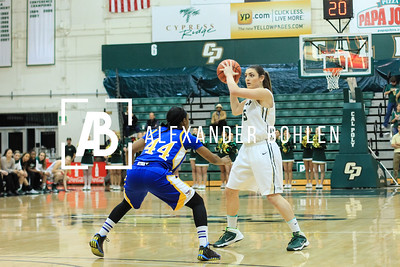 2103-14 Cal Poly Women's Basketball