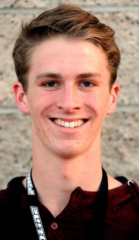 . Trevor Mattson of Arrowhead Christian Academy has been named to The Sun and Inland Valley Daily Bulletin\'s All-Area boy\'s volleyball team. John Valenzuela staff photo.