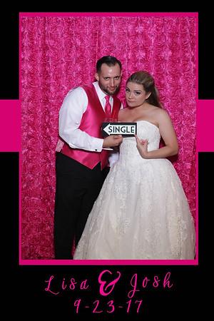 Lisa and Josh Gonzales Wedding Photos