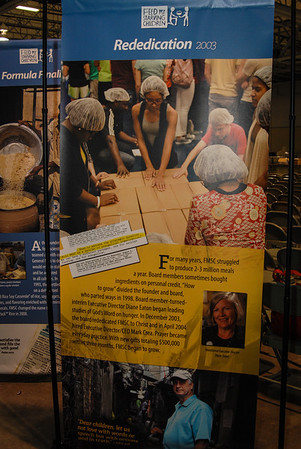 Feed My Starving Children - Jan 2013