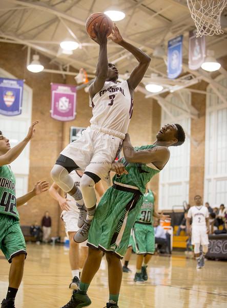 Boy's Basketball - Episcopal vs SJP