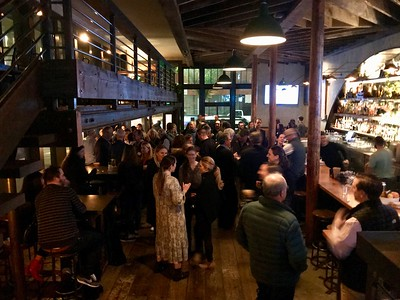 Burke's, Cathedral, Hamlin & Town Alumni Cocktail Party | January 23, 2019