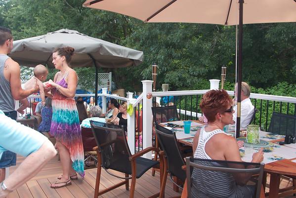 2013-07-21 Thornton Deck Party