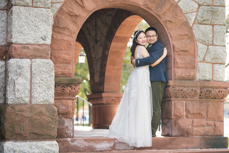 Puyu He & Quingang