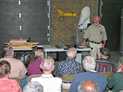 WPW Meeting Apr 2008