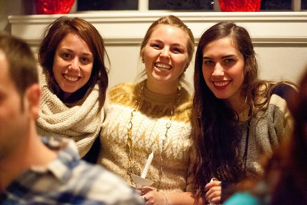 2012 Christmas Candlelight Service