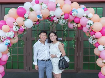 IHM Wedding Milestone Anniversary 2017