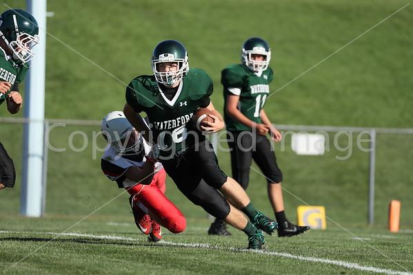 Freshman - Waterford vs Wilmot - 9/1/16