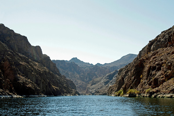 Rafting the Mighty Colorado River