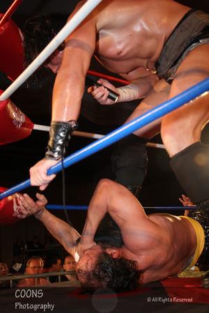 DGUSA 3/30/12 - Arik Cannon & Pinkie Sanchez vs Jon Davis & Sabu