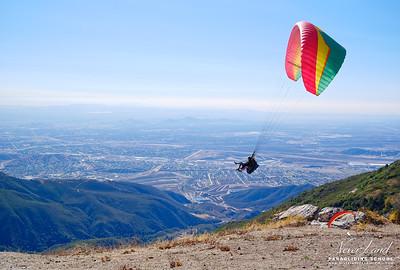 Tandem Flight with NeverLand Paragliding