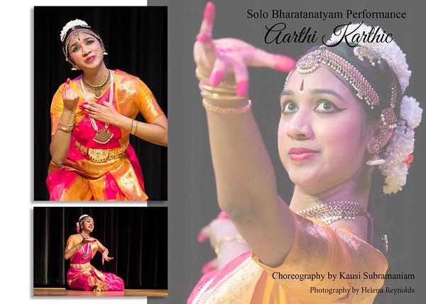 Aarthi Solo Dance Performance