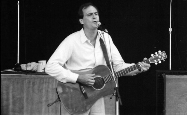 James Taylor at Carowinds, NC 1983