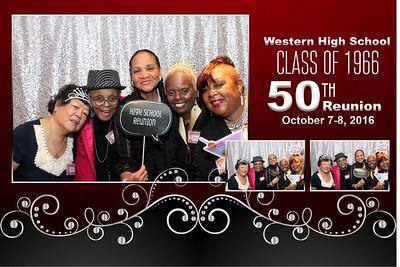 Western HS 50th Reunion