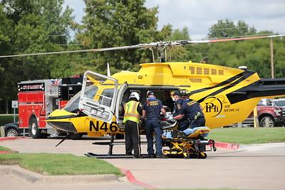 McKinney TX. Wilson Creek  Park Landing Zone 9/13/20
