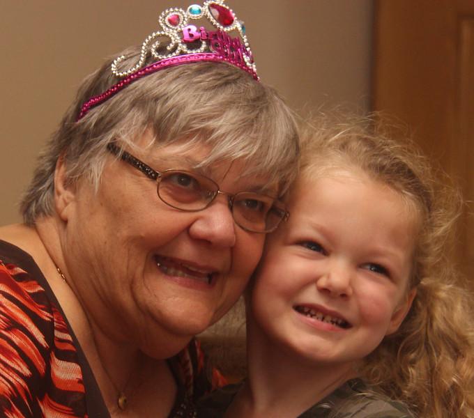 Carolyn's 65th Birthday (11.11.15)
