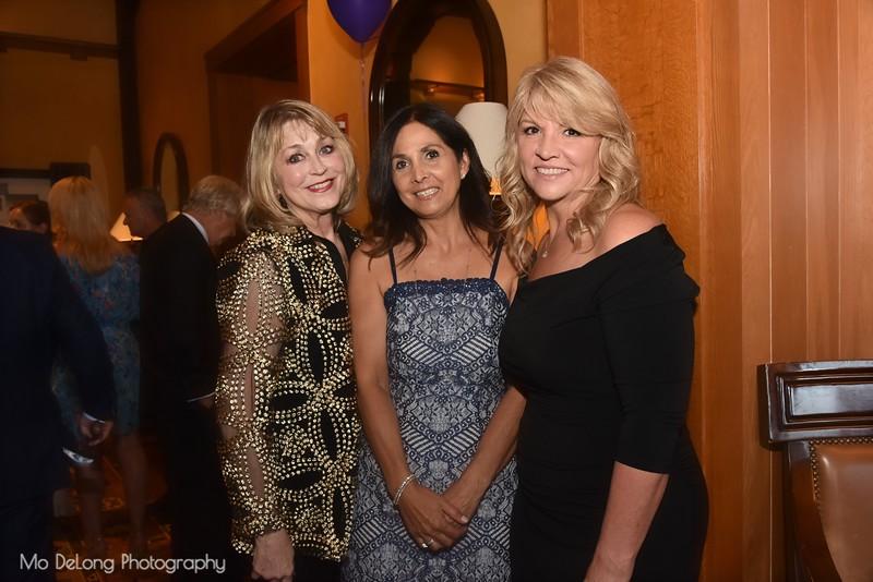 Deborah McDaniels, Linda Kerslake and Dawn Weathersby