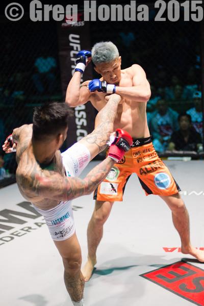 Ryan Delacruz vs Yoshiaki Takahashi