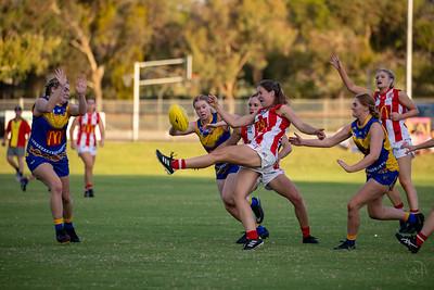 Round 2 - CSU v Narrandera