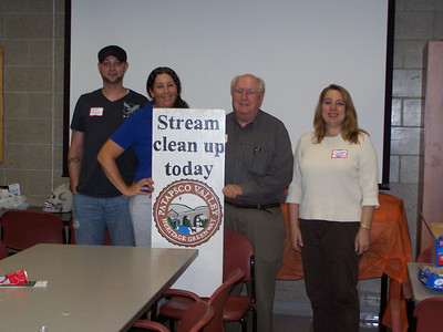 9.20.11 Stream Captain Training at Elkridge Senior Center Meeting Room