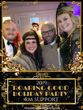 RM Holiday Party 2019