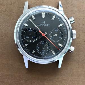 Hamilton Chronograph Val 7736