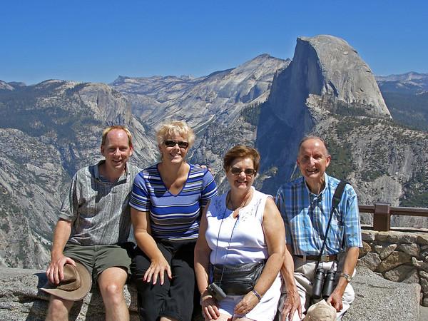 Yosemite, August 2004