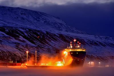 Longyearbyen_Dusk