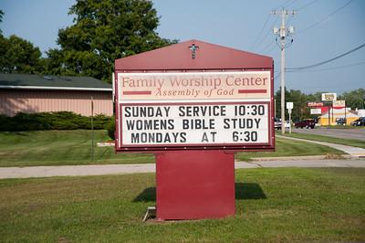 2010-08-06 Family Worship Center, Beloit, WI