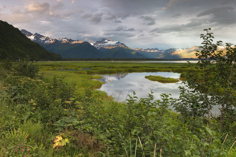 Valdez, Alaska, USA.