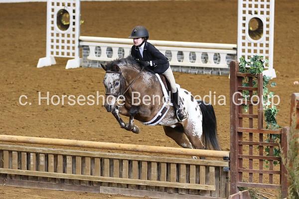 2021 House Mountain Horse Show March 13, 14 -- Sunday -- Coliseum