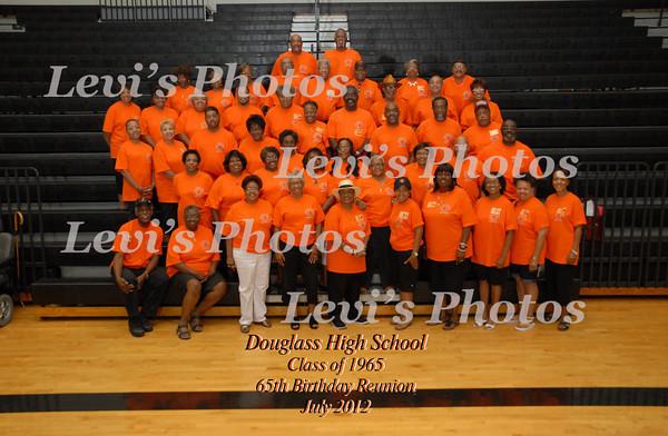 Douglass Class of 1965, 65th Birthday Reunion