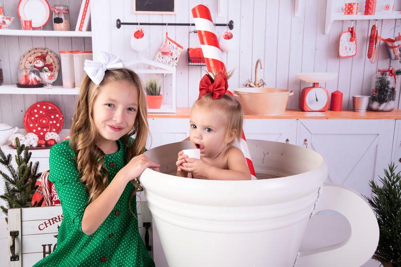 Leah & Cara Christmas 2020