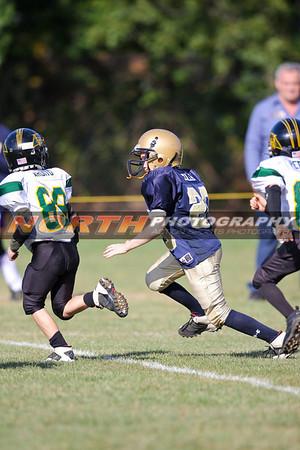 09/30/2007 (10 year old) Ward Melville vs. Bayport Blue Pt.
