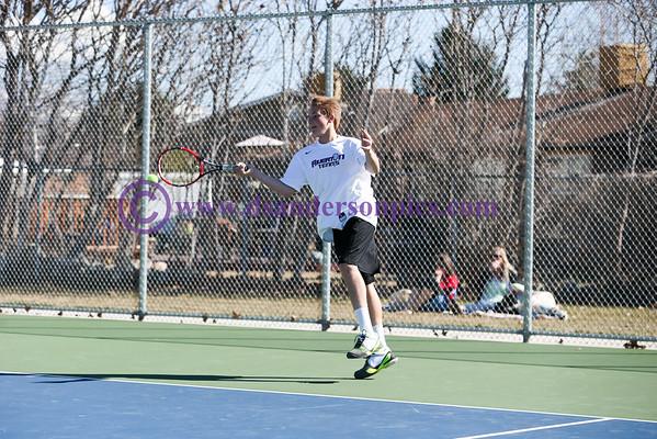 2016 03 17 RHS VS LEHI BOYS TENNIS