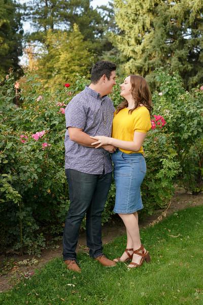 Eliza and Braydon Engagements