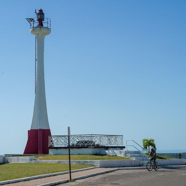 Baron Bliss Lighthouse, Ambergris Caye, San Pedro, Northern Belize, Belize