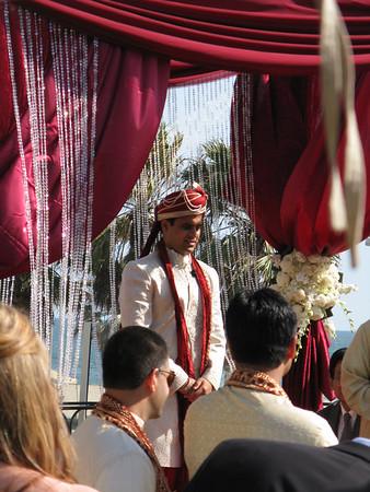Sheila and Nikhil's wedding