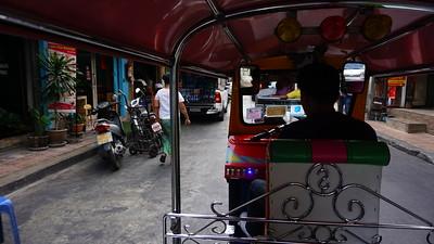 Thailand Bangkok and Chiang Mai