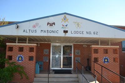 Altus High School Cornerstone 10-25-12